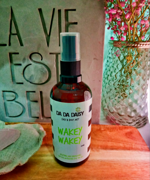 Wakey Wakey Face and Body Mist