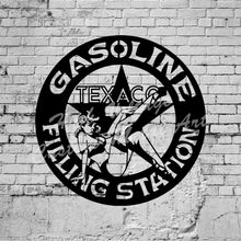 Load image into Gallery viewer, TEXACO PINUP