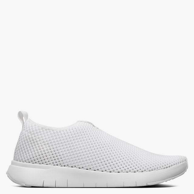Air Mesh Trainers White-Fit Flop-Blue Water Clothing