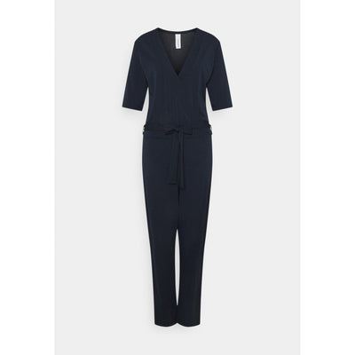 Soya Concept Olivia Jumpsuit Navy-Soya Concept-Blue Water Clothing