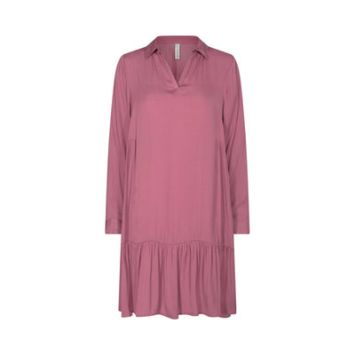 Soya Concept Pamela Tunic Dress Pink-Soya Concept-Blue Water Clothing