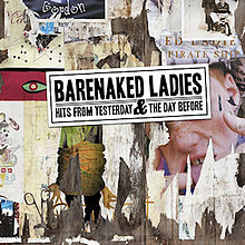 Barenaked Ladies—Hits from Yesterday & the Day Before (CD)