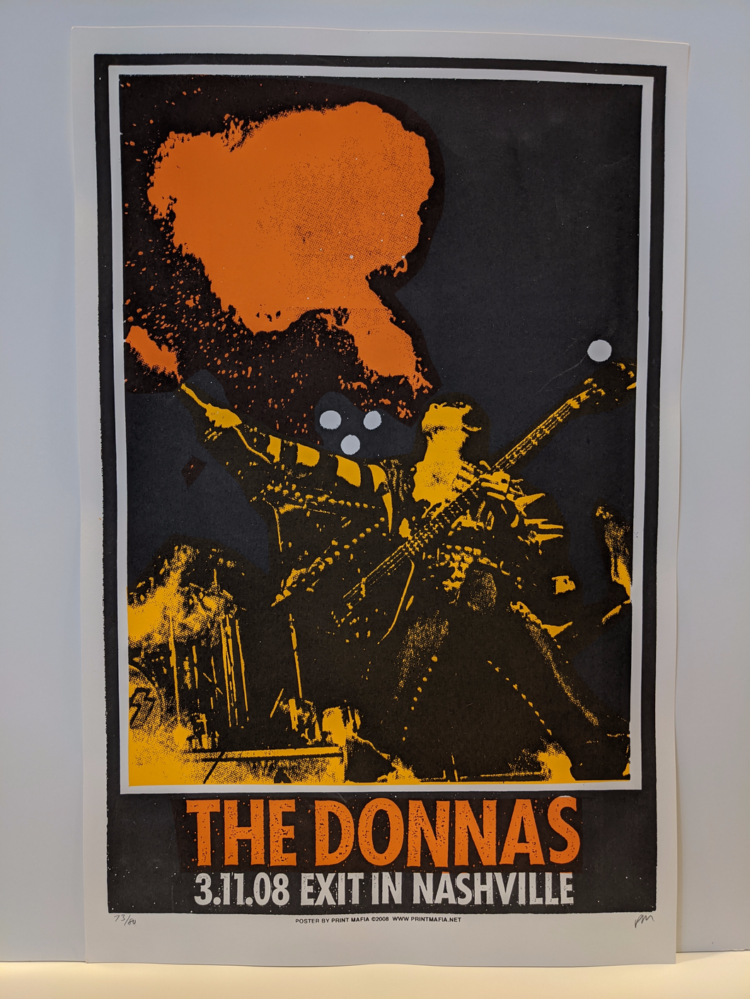 The Donnas - Poster