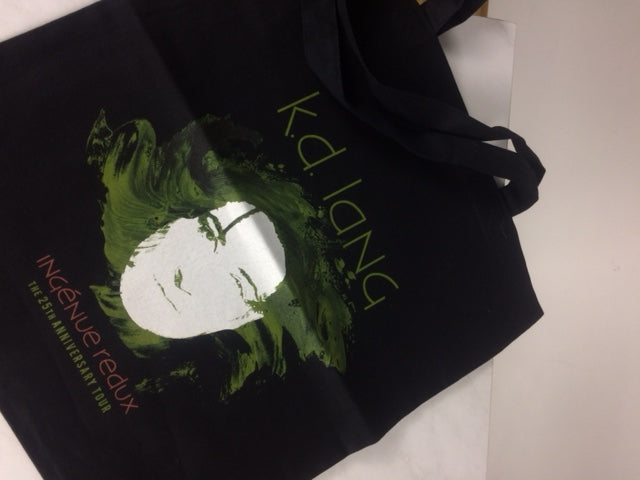 k.d. lang Ingénue Tote Bag