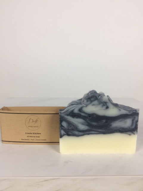 Black Creole Soap