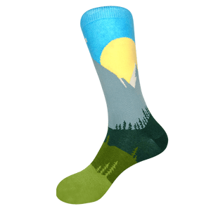 Sock Rocket Socks