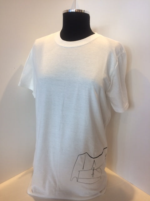 Studio Bell Line Drawing T-Shirt