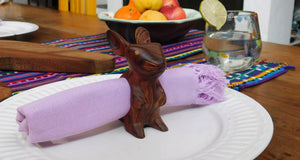 Easter decor for home made by hand