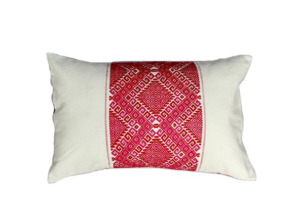 Pillow lumbar red Nahuala