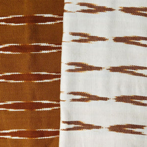 Mustard-Colored Serpentina Fall Table Runners