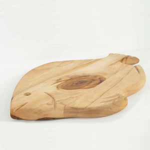 Fish-Shaped Cutting Board/Serving Board