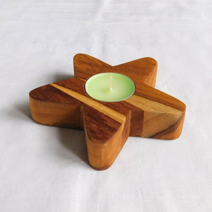 Holiday Tea Candle Holders Set