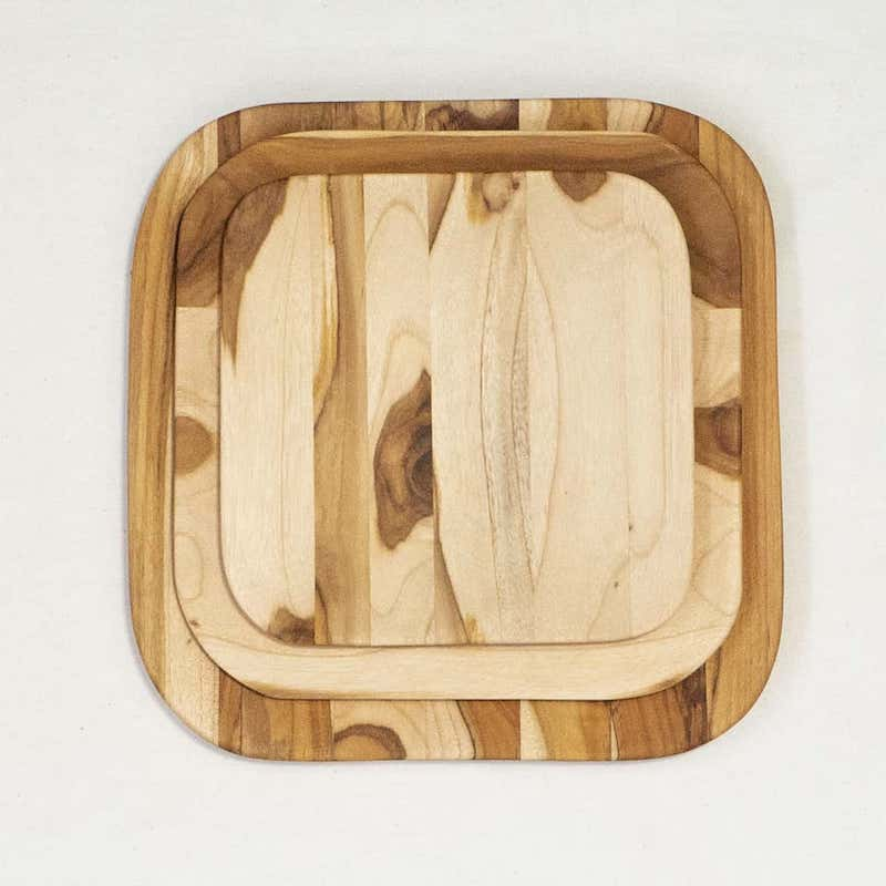 handmade wood serving boards three sizes