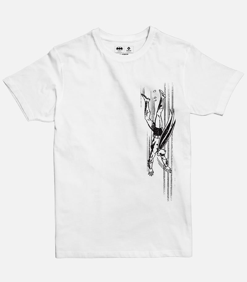 Batman Falling Men's T-shirt