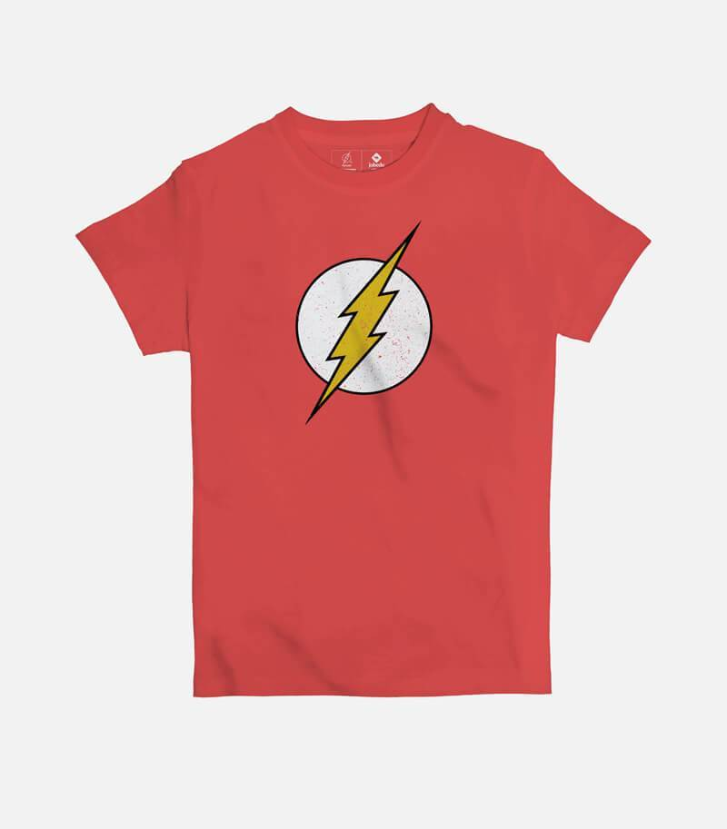 The Flash Logo Kids' T-shirt