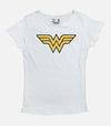 Wonder Woman Logo Women's T-shirt