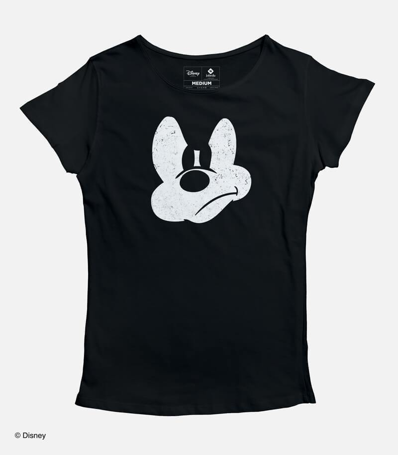 Angry Mickey Women's T-shirt