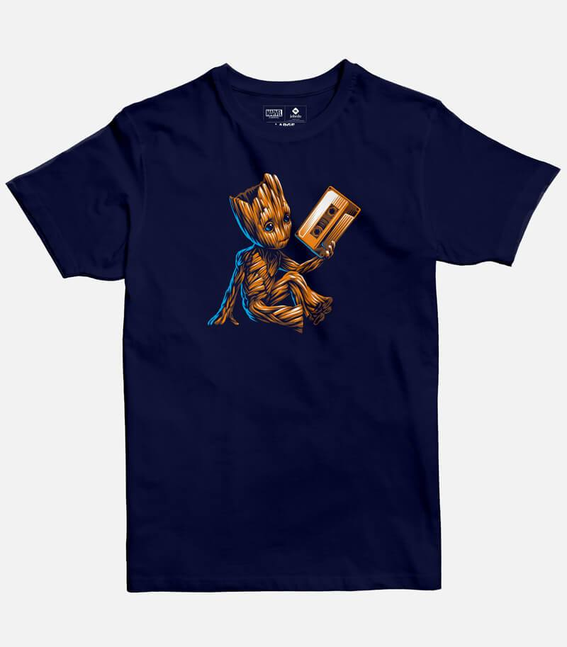 Baby Groot Men's T-shirt