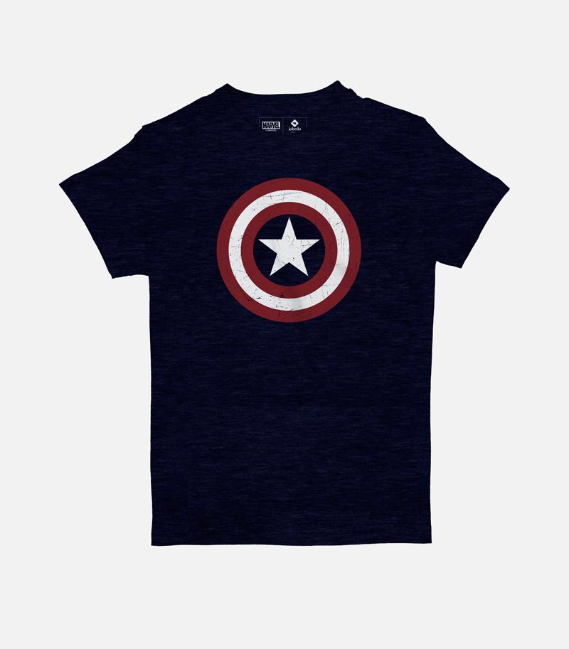 Captain America Shield Kids' T-shirt