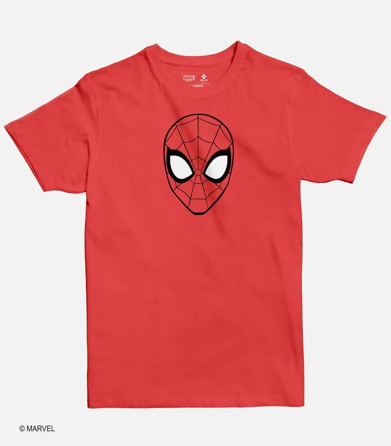 Spider Mask Men's T-shirts