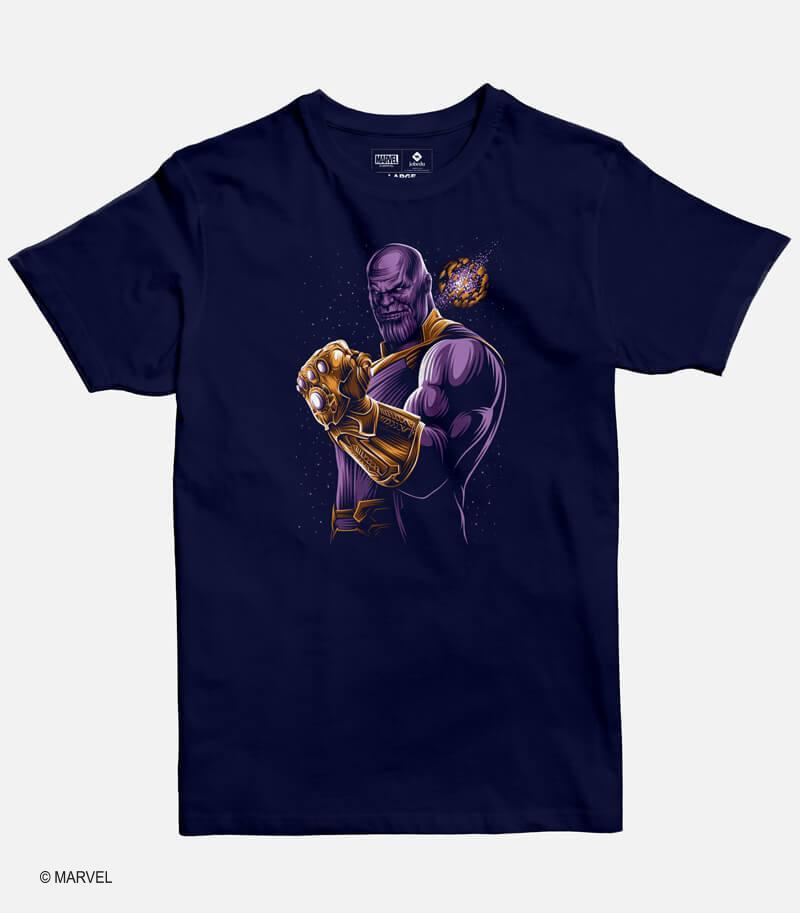 Thanos Infinity Gauntlet Men's T-shirt