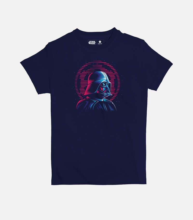 Darth Vader Neon Kids T-shirt