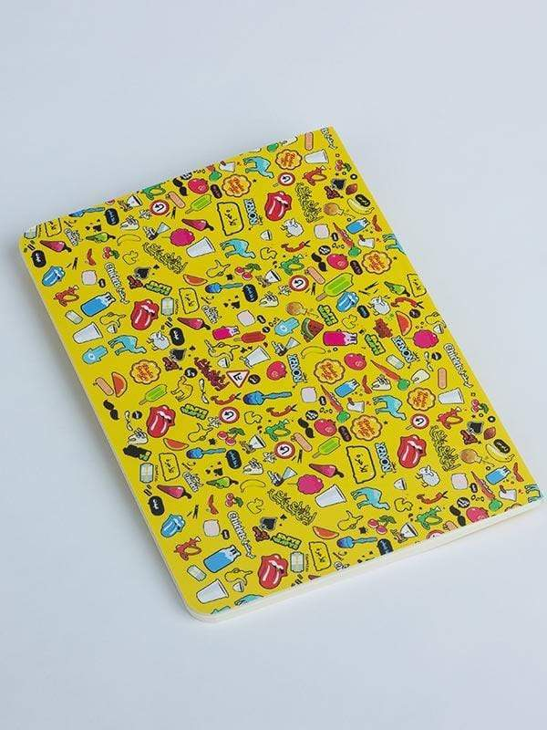 Jobedu Splash Sketchbooks & Notebooks - Jobedu