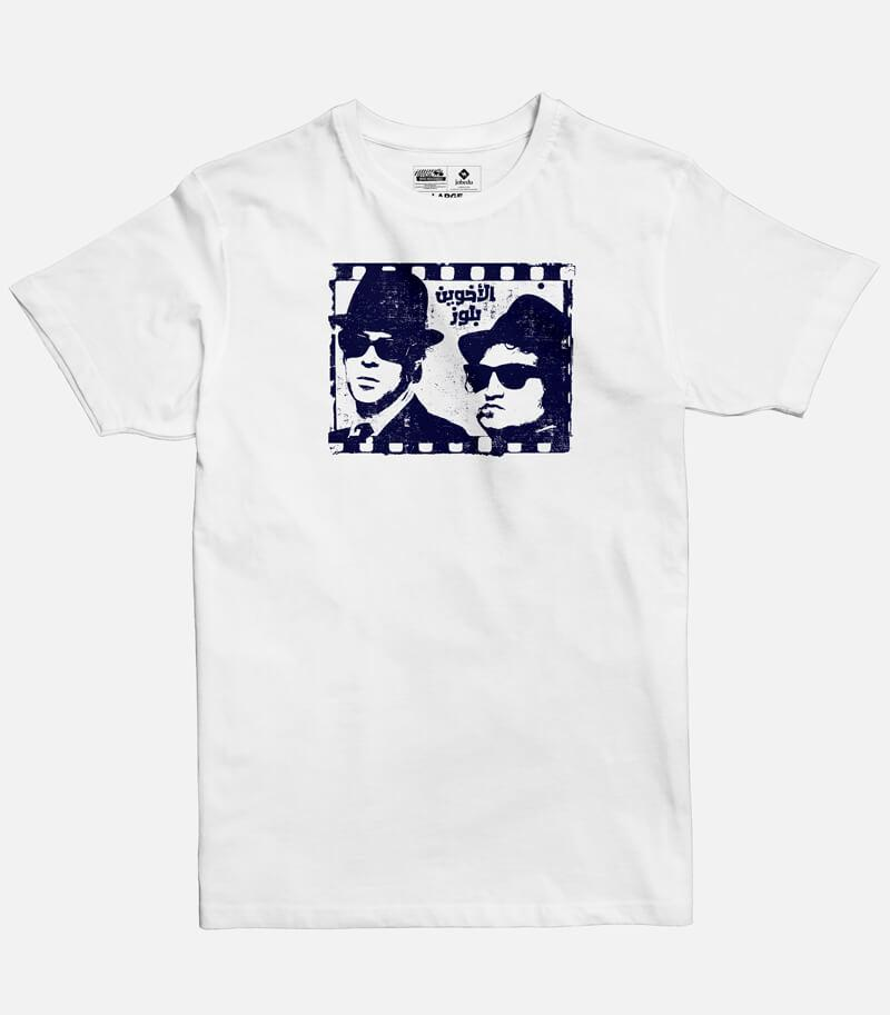 Blues Bros. Men Regular T-shirts