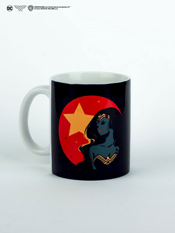 Wonder Woman Minimal Mugs
