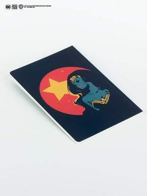 Wonder Woman Minimal Sketchbooks & Notebooks - Jobedu