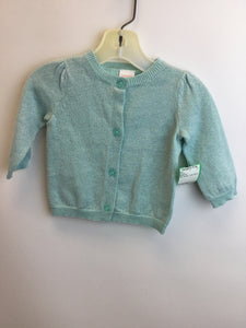 Gymboree Child Size 3-6 Months Sparkly Sweater