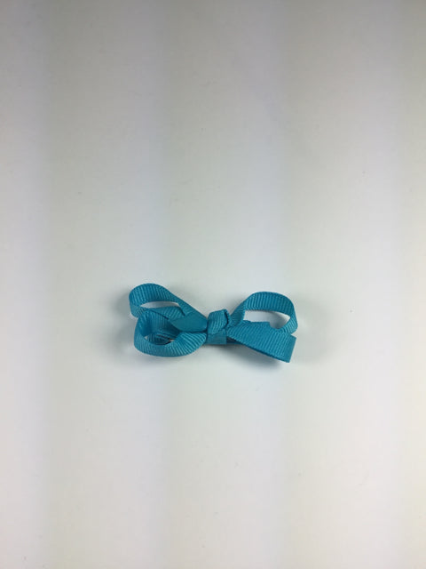 Mini Solid Modern Turquoise Cuteypie Clips
