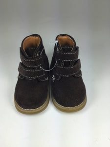 Tender Toes Brown 3 Shoes/Boots - boys