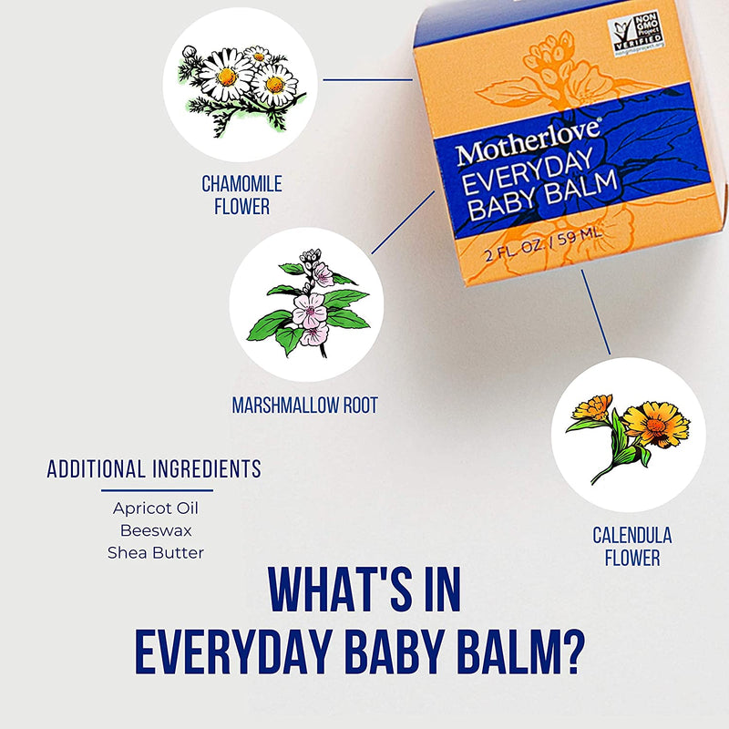 Motherlove Everyday Baby Balm