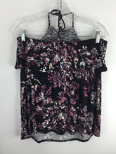 Load image into Gallery viewer, Motherhood Maternity Size S Rayon Blend Shirt