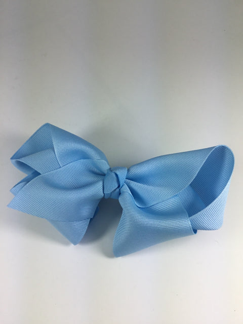 X-Large Solid Blue Cuteypie Clips