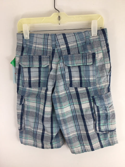 Cat & Jack Child Size 8 Plaid Shorts - boys