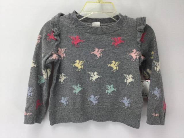 Baby Gap Child Size 18-24 Months Gray Sweater - girls
