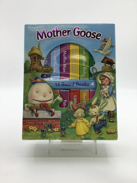 Mother Goose Box Set Of 12