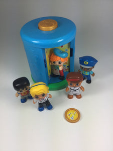 Ryan's Mystery Play Date Toy Set