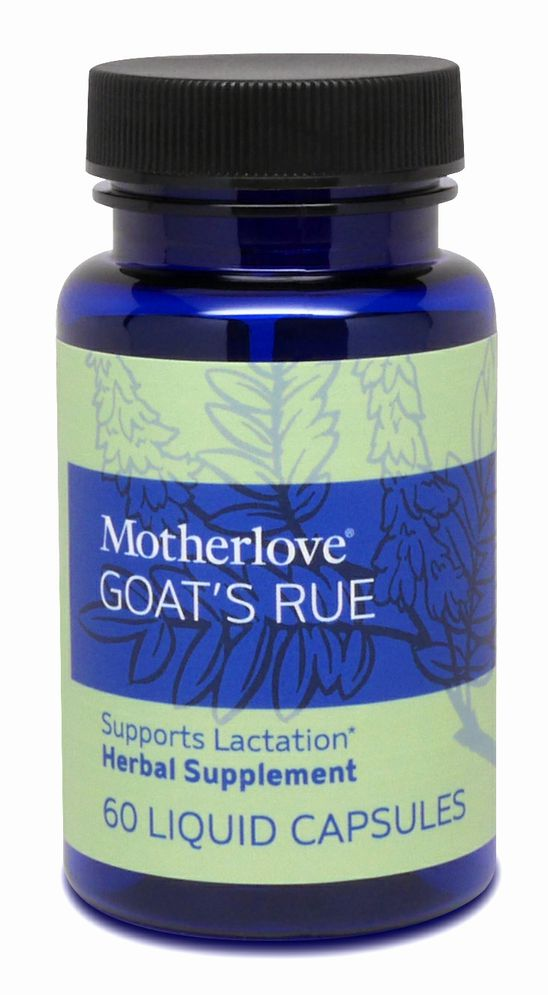 Mother Love Goat's Rue 60ct