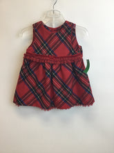 Load image into Gallery viewer, Childrens Place Child Size 0-3 Months Red Dress - girls