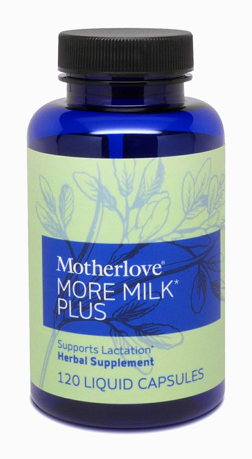 Motherlove More Milk Plus 120 ct