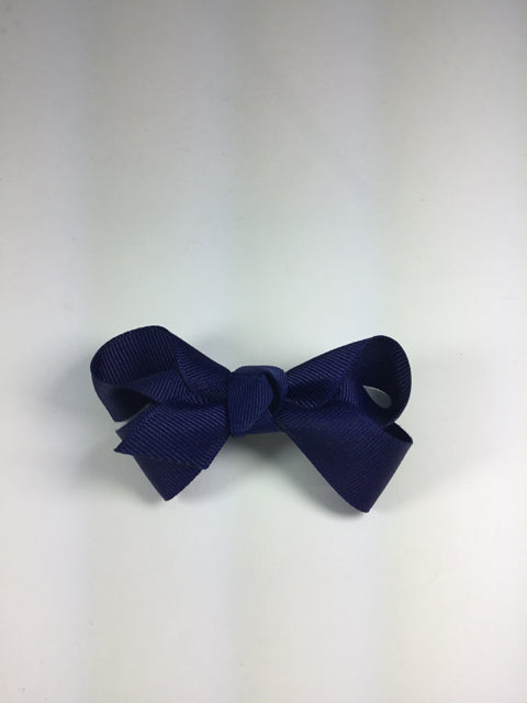 Medium Solid Light Navy Cuteypie Clips