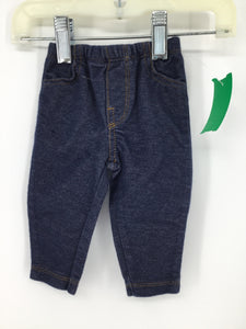 Carter's Child Size 3 Months Solid Pants - boys