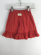 Load image into Gallery viewer, Persnickety Child Size 2 Orange Cotton Shorts - girls