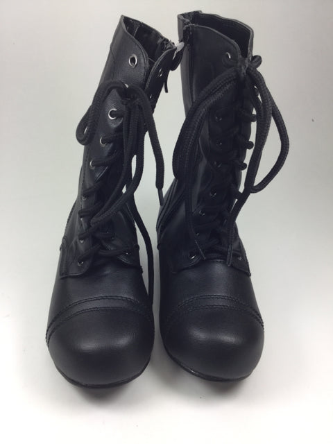 1031 Black 2 Shoes/Boots - girls