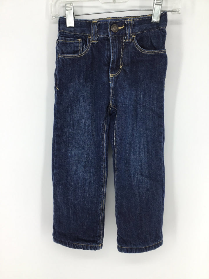 Old Navy Child Size 2 Solid Jeans - boys