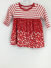 Load image into Gallery viewer, Old Navy Child Size 3-6 Months Valentine's Day Dress