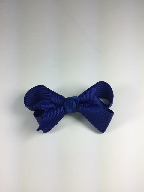 Medium Solid Dark Royal Cuteypie Clips